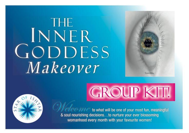 INNER GODDESS BOOK CLUB get more info @ http://www.starofishtar.com/portfolio/inner-goddess-book-club/