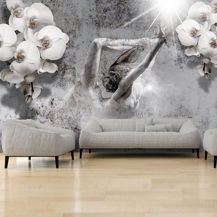 Die besten 25+ Fototapete orchidee Ideen auf Pinterest hd - fototapete f r badezimmer