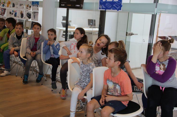 Warsztaty dla dzieci w Dobrotece