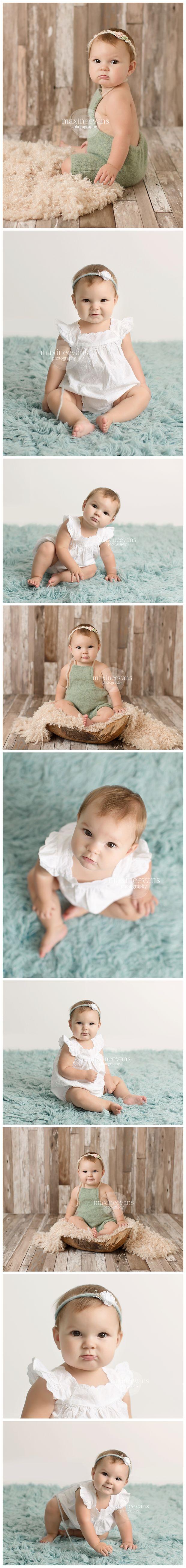 Los Angeles - Westlake Village Baby Photography #milestone #sitter www.maxineevansphotography.com