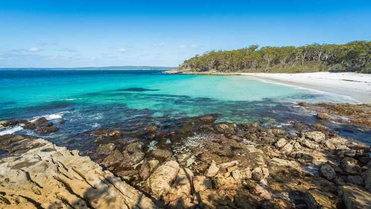 Hyams Beach, New South Wales, Australia | 18 Surreal Beaches You Need To See Before You Die