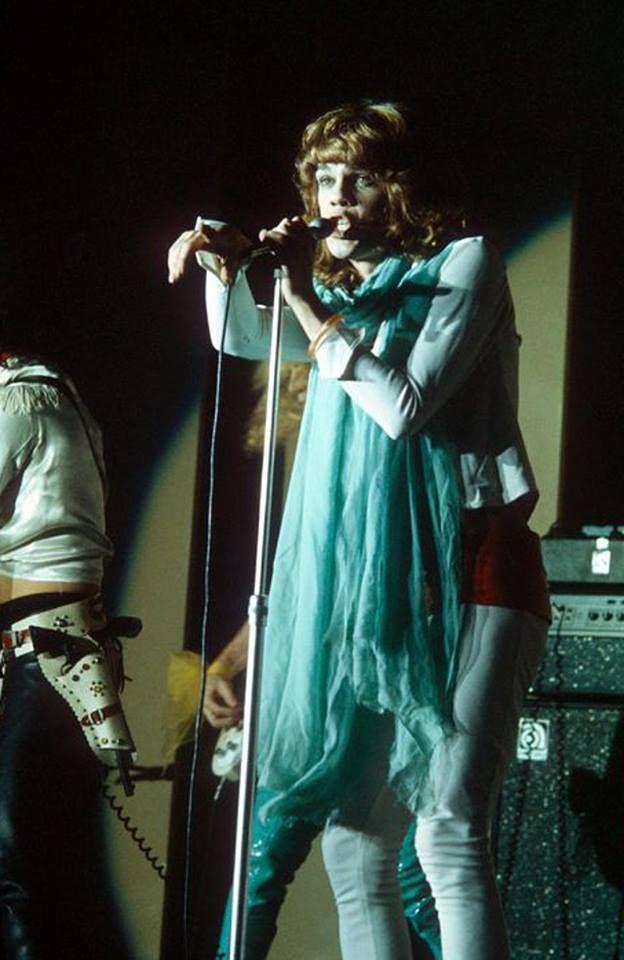 David Johansen (New York Dolls). | ..♫♪ Glitter/Glam Rock ...