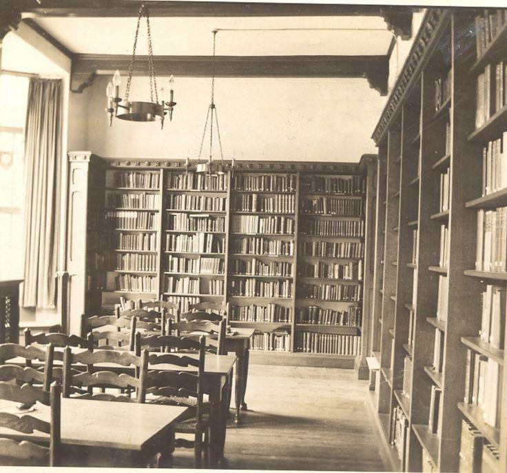 School Library 1940