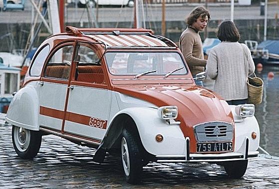 1967 Citroën 2CV Spot: Automobilecitroën France