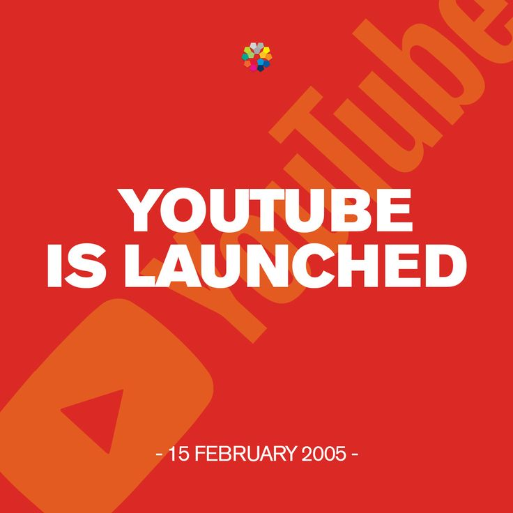 The domain name YouTube.com was registered today in 2005 with video upload  integrated on April 23, 2005. The first YouTube video, titled Me at the zoo, was uploaded on April 23, 2005. #youtube