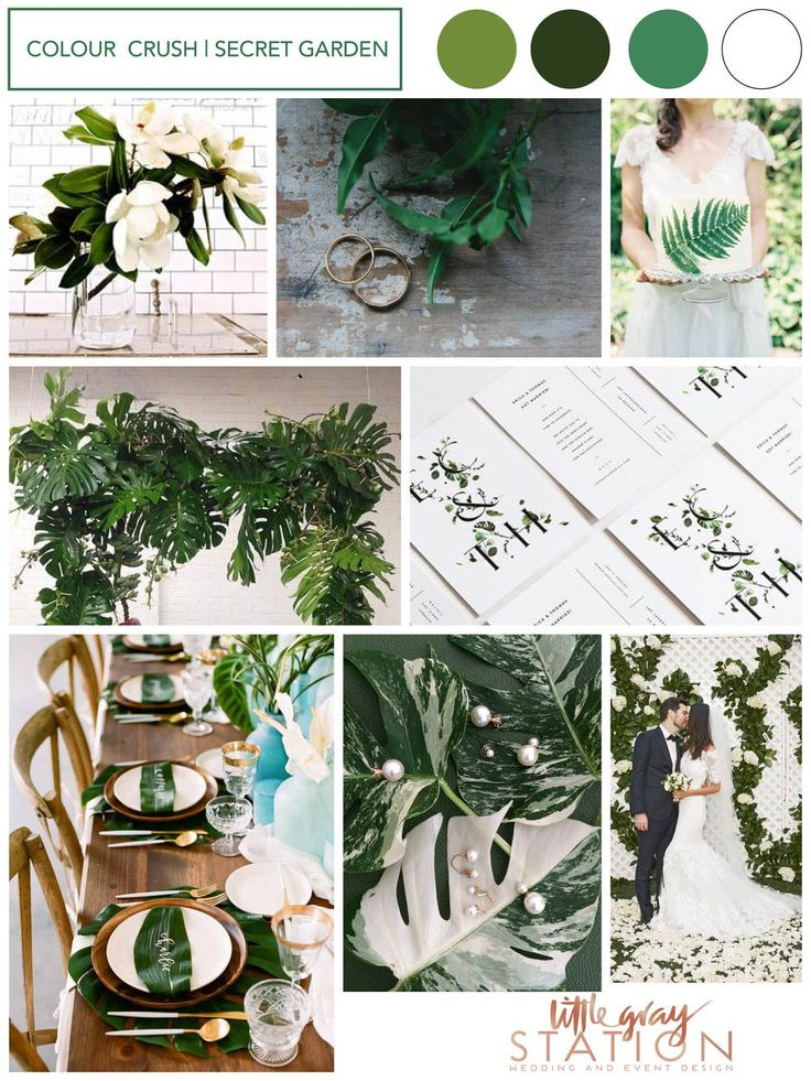 As it's getting warmer the Little Gray Station team is getting excited for  all of our beautiful summer garden weddings! Here is a little secret garden  wedding inspiration to get you pumped for summer, bring on the hot days!  Spending time in the outdoors, in the sun and everything botanical!