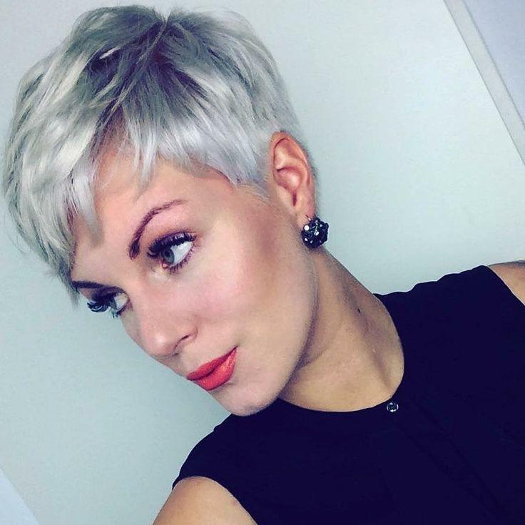 """1,114 gilla-markeringar, 3 kommentarer - Pixie Hair is DOPE #AF (@pixiepalooza) på Instagram: """"We just love @franzman6890 - ✂️❤️✂️❤️✂️❤️#pixiepalooza"""""""