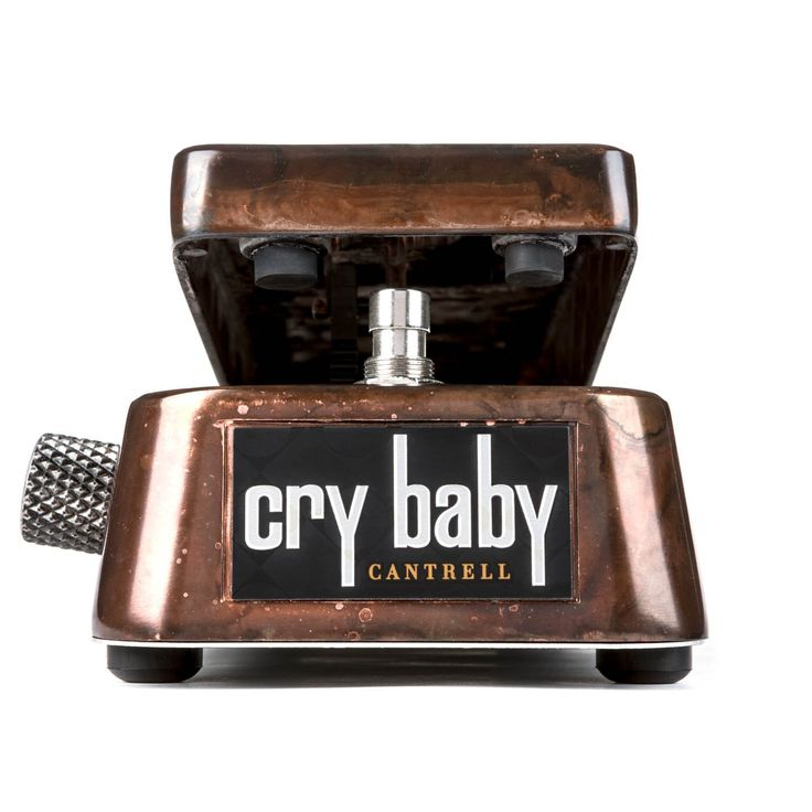 Dunlop JERRY CANTRELL CRY BABY WAH JC95 Pedal
