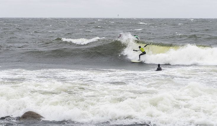 How Finland's Started Their Own National Surf Championship