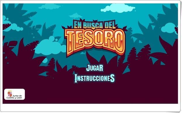 """Vacaciones de Verano de Primaria: """"En busca del tesoro"""" (Junta de Castilla y León)"""