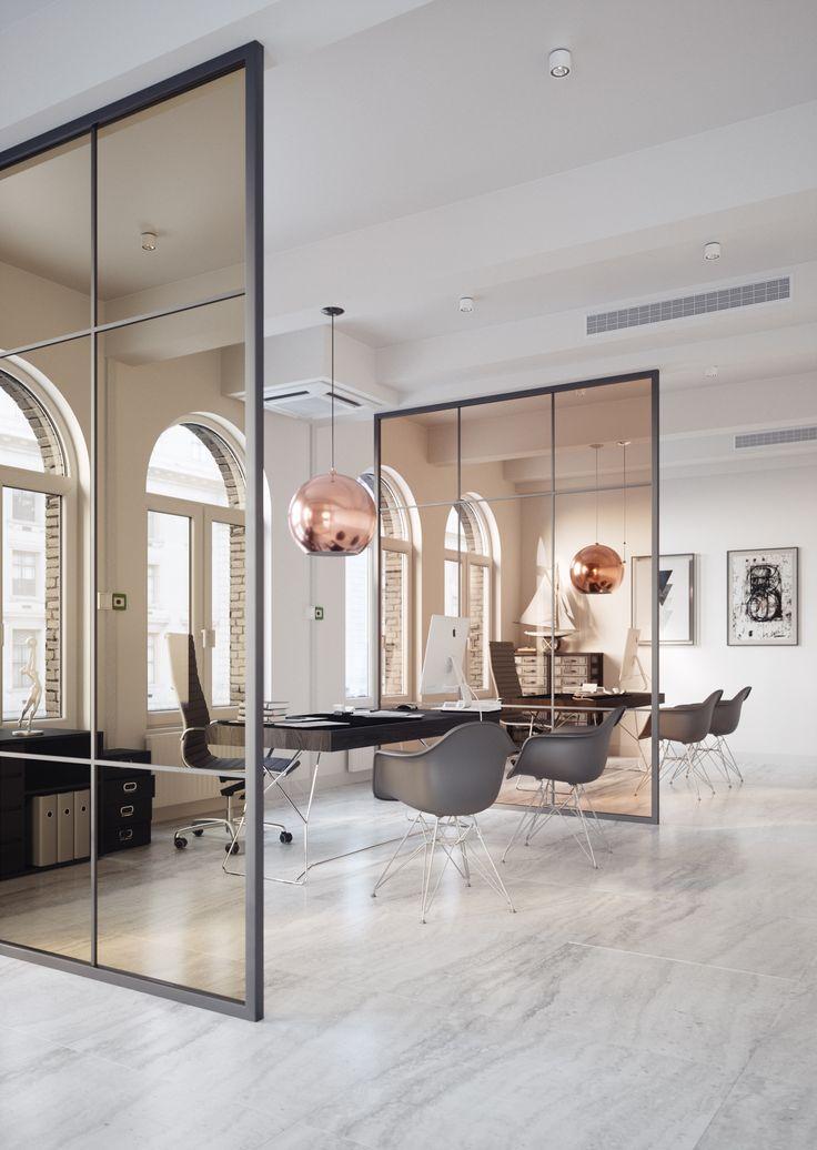 co-working space interior / DAAKO Studio