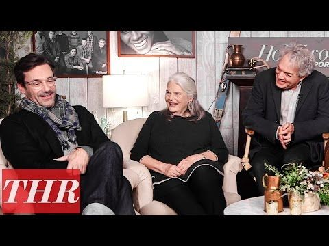 THR: Jon Hamm, Geena Davis, Tim Robbins, Lois Smith on 'Marjorie Prime' | Sundance 2017