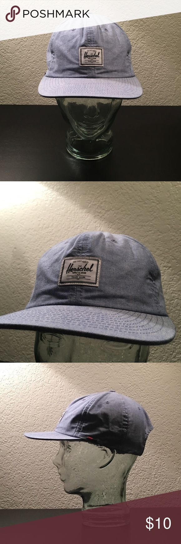 Strapback Cap by Herschel Supply Company. OS. Strapback Cap by Herschel Supply Company. OS. Phenomenal condition! Herschel Supply Company Accessories Hats