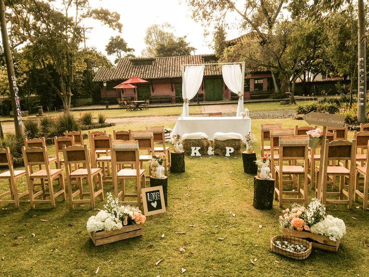 Ceremony. Ceremonia. @uncuentodeboda. Wedding decor