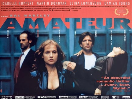 Amateur (1994, dir. Hal Hartley)