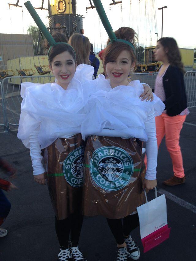 Les 25 Meilleures Id Es De La Cat Gorie Costume Starbucks Halloween Sur Pinterest Starbucks