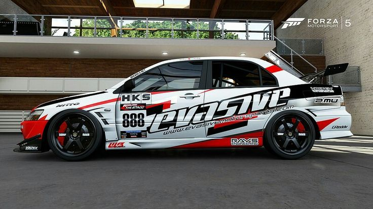 Forza Motorsport 5 Race Livery Gallery - Race Paint Booth - Forza ...