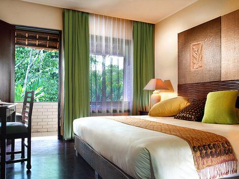 Mercure Hotel, Jl. Mertasari, Sanur, Bali, Indonesia.