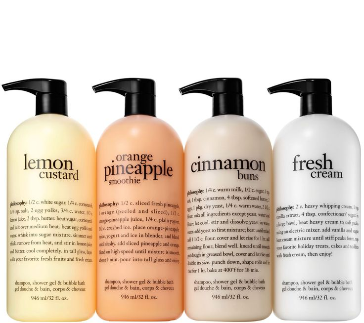 Simple pleasures organic shower gel