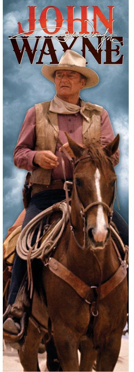 John Wayne (Slim Puzzle)