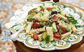 Italialainen ruoka - Reseptit - Arla Keittiö