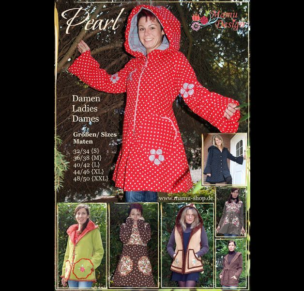 37 besten Nähen: Mantel Bilder auf Pinterest | Mäntel, Jacken und ...