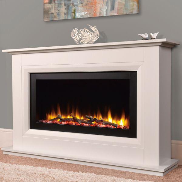 Celsi Ultiflame Vr Vega Electric Fireplace Suite Fireplace