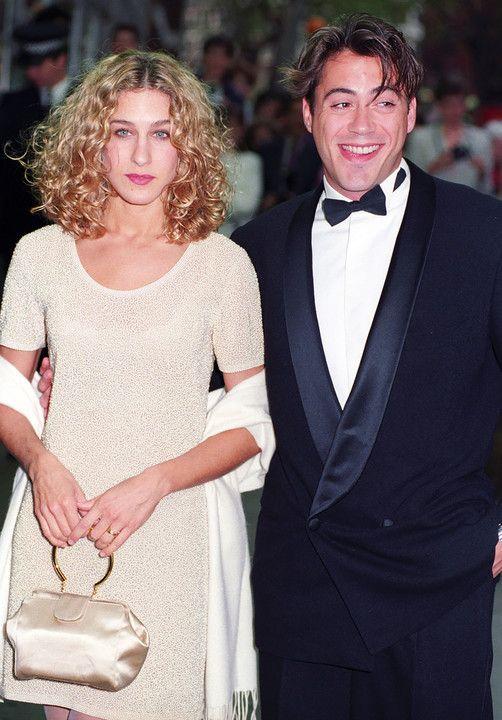 У Сары были долгие и сложные отношения с Робертом Дауни-младшим