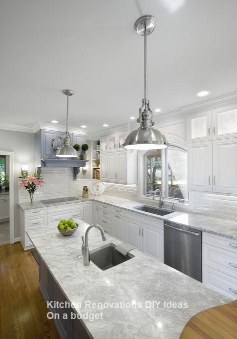 Elegant Low Budget Renovating A Kitchen Ideas