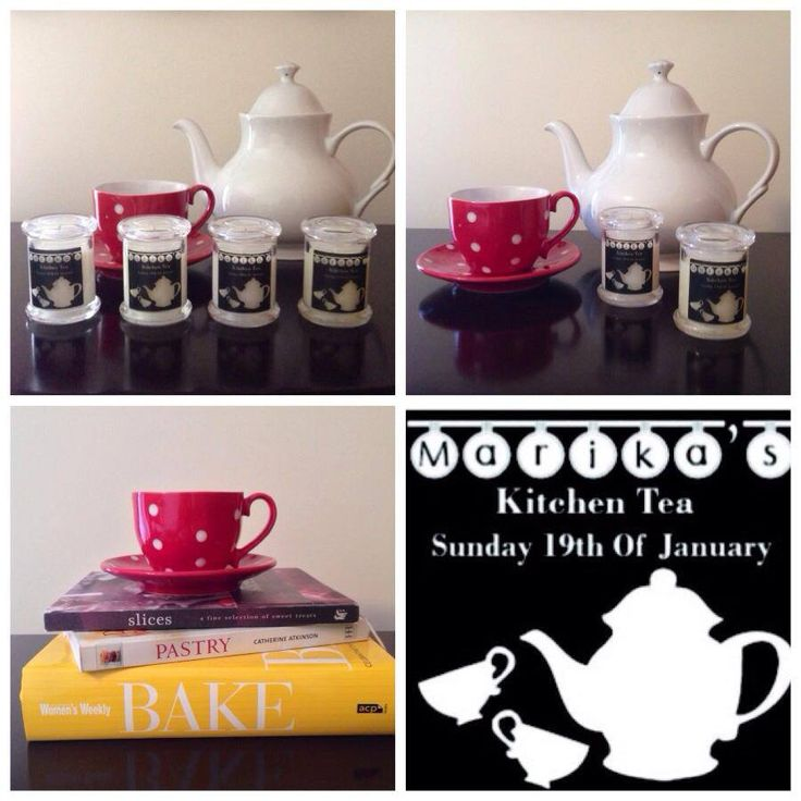 Kitchen Tea Keepsakes!  Hand Poured Soy Candles