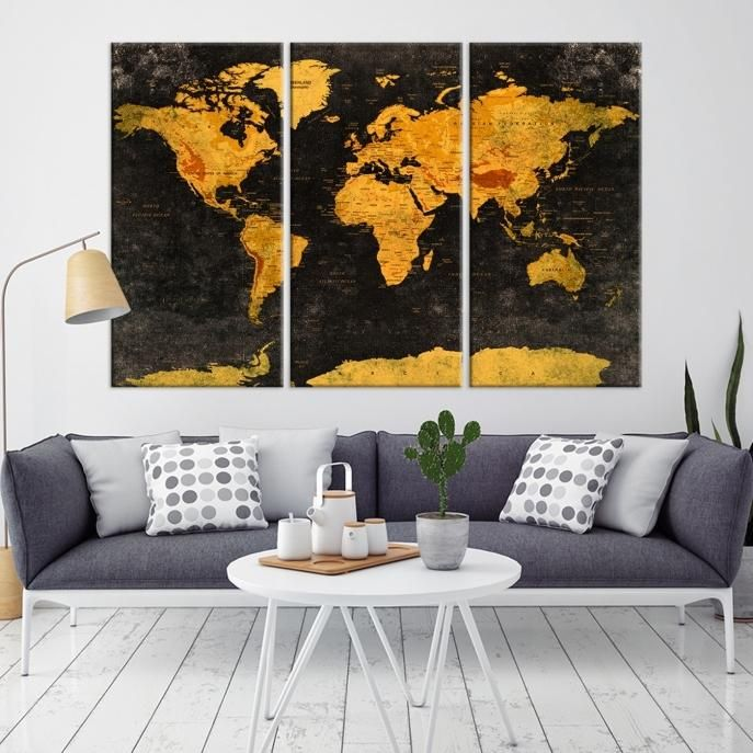 decorating ideas for bedrooms best 25 world map wall ideas on home map 17146