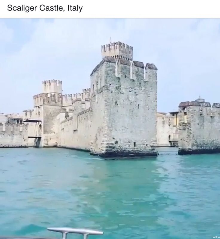 Scaliger Castle, Italy