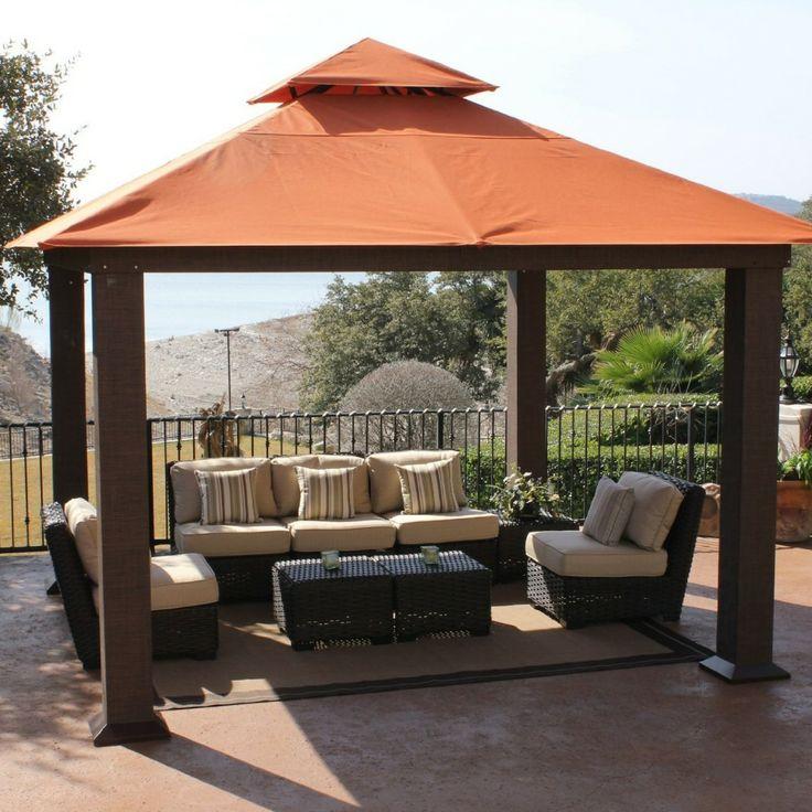 Garden Furniture Gazebo 26 best gazebo images on pinterest | gazebo, canopies and flag