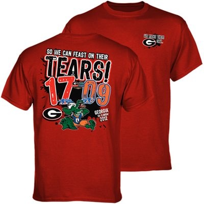 Georgia Bulldogs vs. Florida Gators 2012