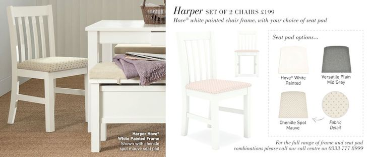 Next Harper Dining Chairs