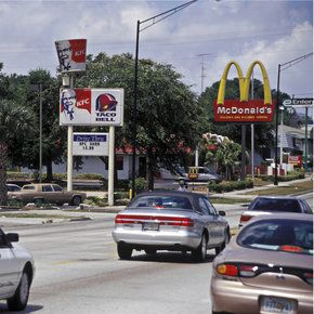 Americas top fast food chain...Whats yours???