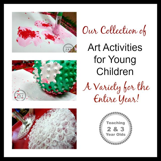 Easy Art Projects For 3 Year Olds Jerusalem House