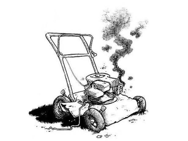 only best 25  ideas about lawn mower parts on pinterest