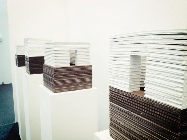 """14:: Il progetto di Paolo Parisi per Galleria Astuni #Bologna: dettaglio istallazione """"U.s.a.i.s.o"""" (1996/2013) #artefiera"""