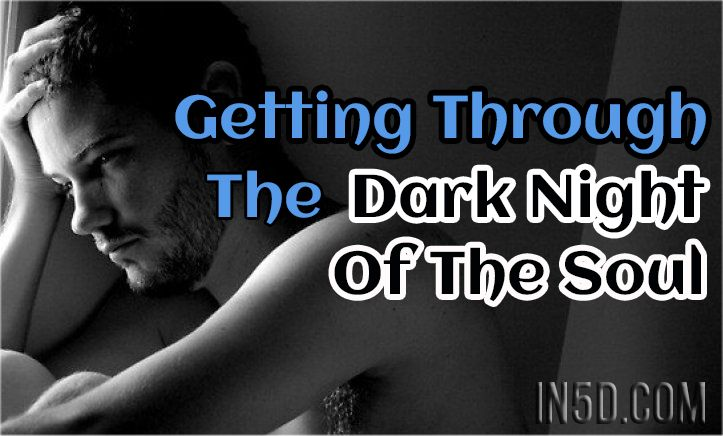 by Tathina The dark night of the soul is a process many spiritual seekers go through at some point in their lives, I being one of them.Thedark night is not mentioned that much in spiritual texts and teachings.A lot of the times, we are being told to be happy, raise your vibration, look to the …