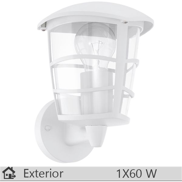 Aplica iluminat decorativ exterior Eglo, gama Aloria, model 93094 http://www.etbm.ro/