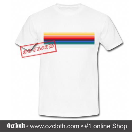 Colorful Stripes T-Shirt