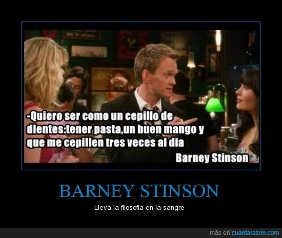 25+ Best Ideas About Barney Stinson Frases On Pinterest | Frases