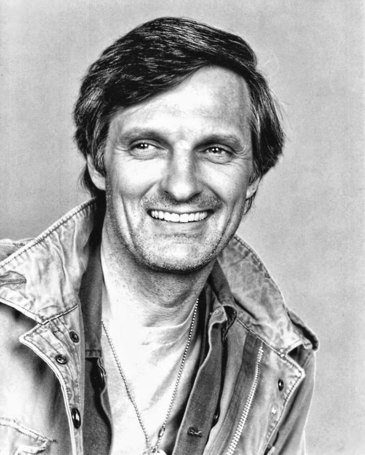 Alan Alda. There's just nobody better. Dan could quote him his lines from Mash all night....and the west wing when he was done!