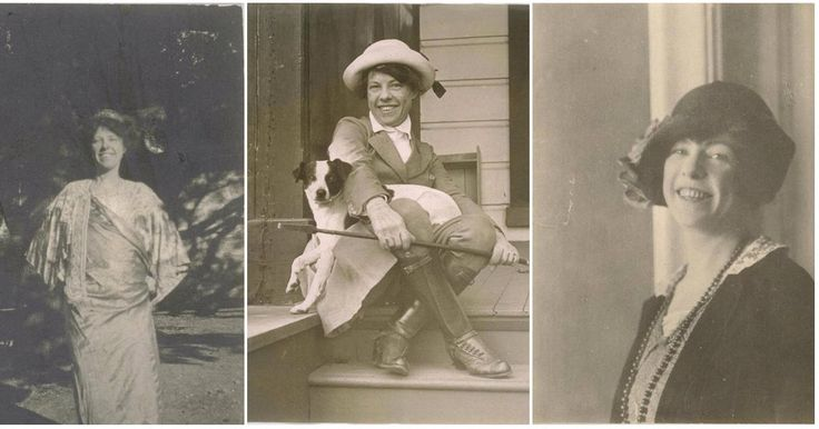 #retweet 14 Fascinating Photographs of Jack London's Second Wife, Charmian Kittredge, From Between… http://stores.ebay.co.uk/Stamps-Vintage