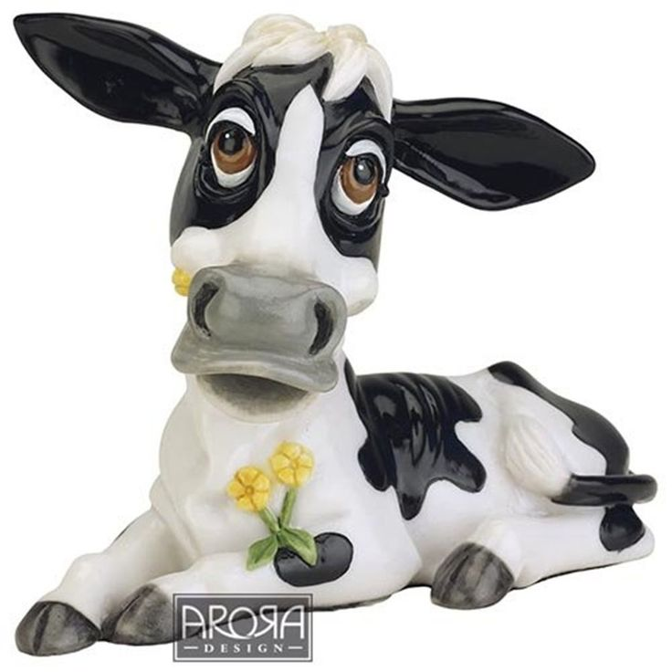 Pets with Personality Little Paws Buttercup Cow by Arora Design 3021