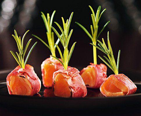 Spiedini di salmone al rosmarino
