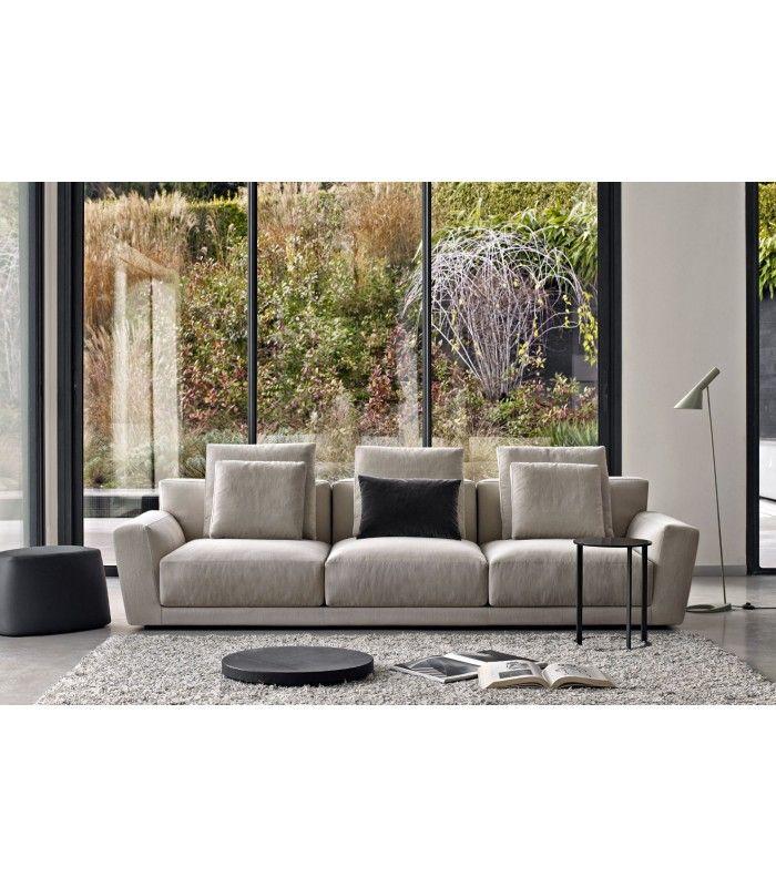 Sofa luis b b design antonio citterio buy at italian for B b italia outlet