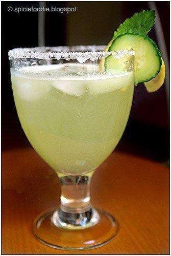 agua de pepino, cucumber water, mexican cucumber water, cucumber lemonade