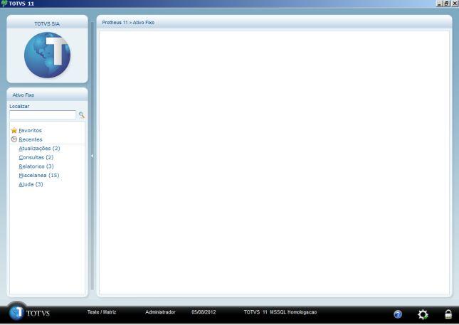 TOTVS Microsiga 11 – Criando um ambiente para homologação | Planning IT Technology
